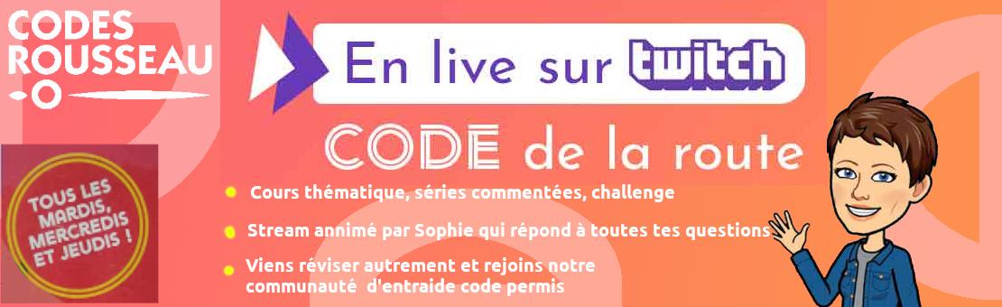 code rousseau direct live twich